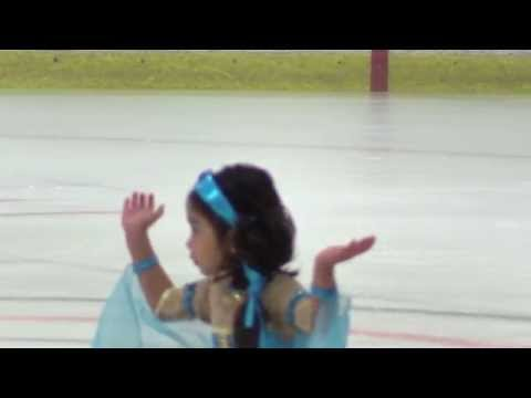 Sophia Joson, 4 yrs old, First Place, Character Spotlight Alpha, 2013 Worlds ISI
