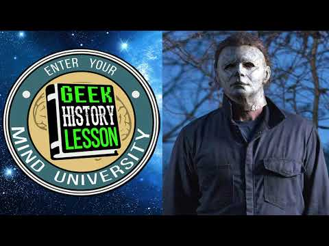 Top 5 Horror Movie Villains - Geek History Lesson