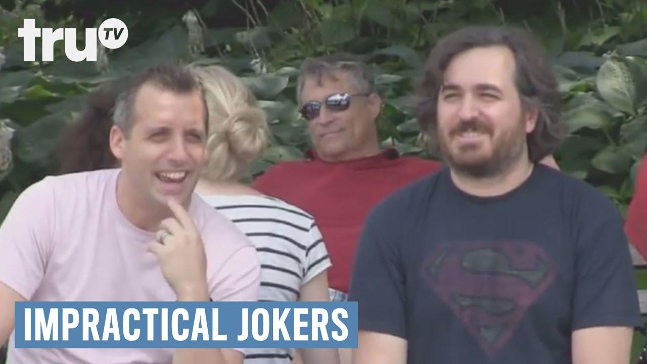 Impractical jokers season youtube