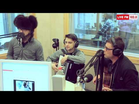 Дзідзьо на Live FM
