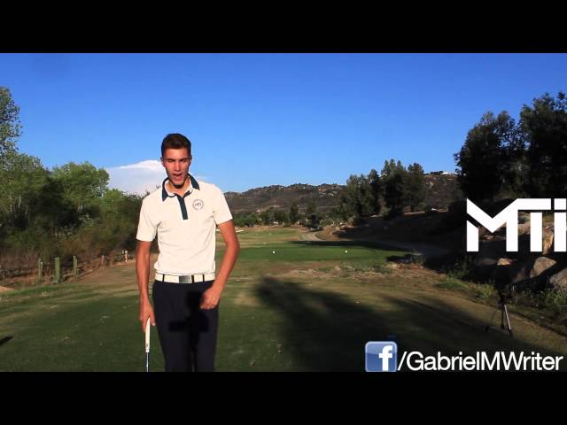 How I Respond In Nervous Situations? Golf Mental Tip