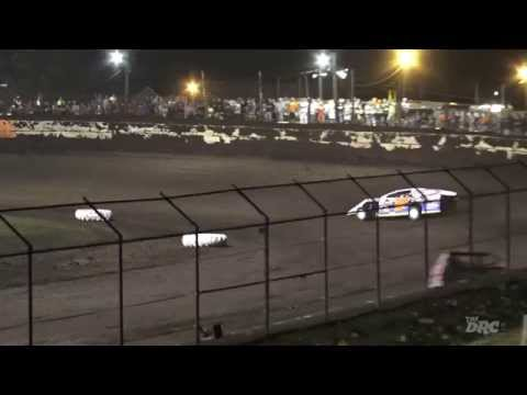 Fairbury American Legion Speedway | 9.5.15 | 3rd Annual Casey's AMS Modified Nationals | Heat 8