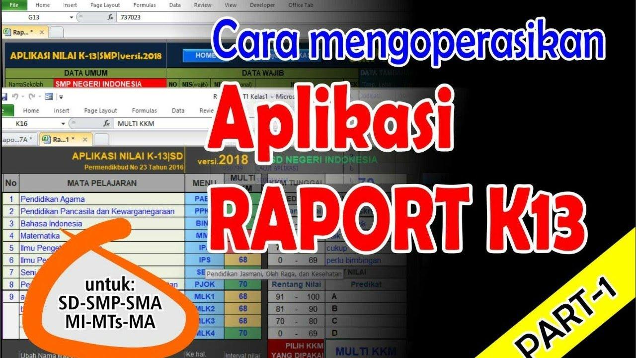 Aplikasi Raport Otomatis Kirim Pesan Whatsapp 082332381995