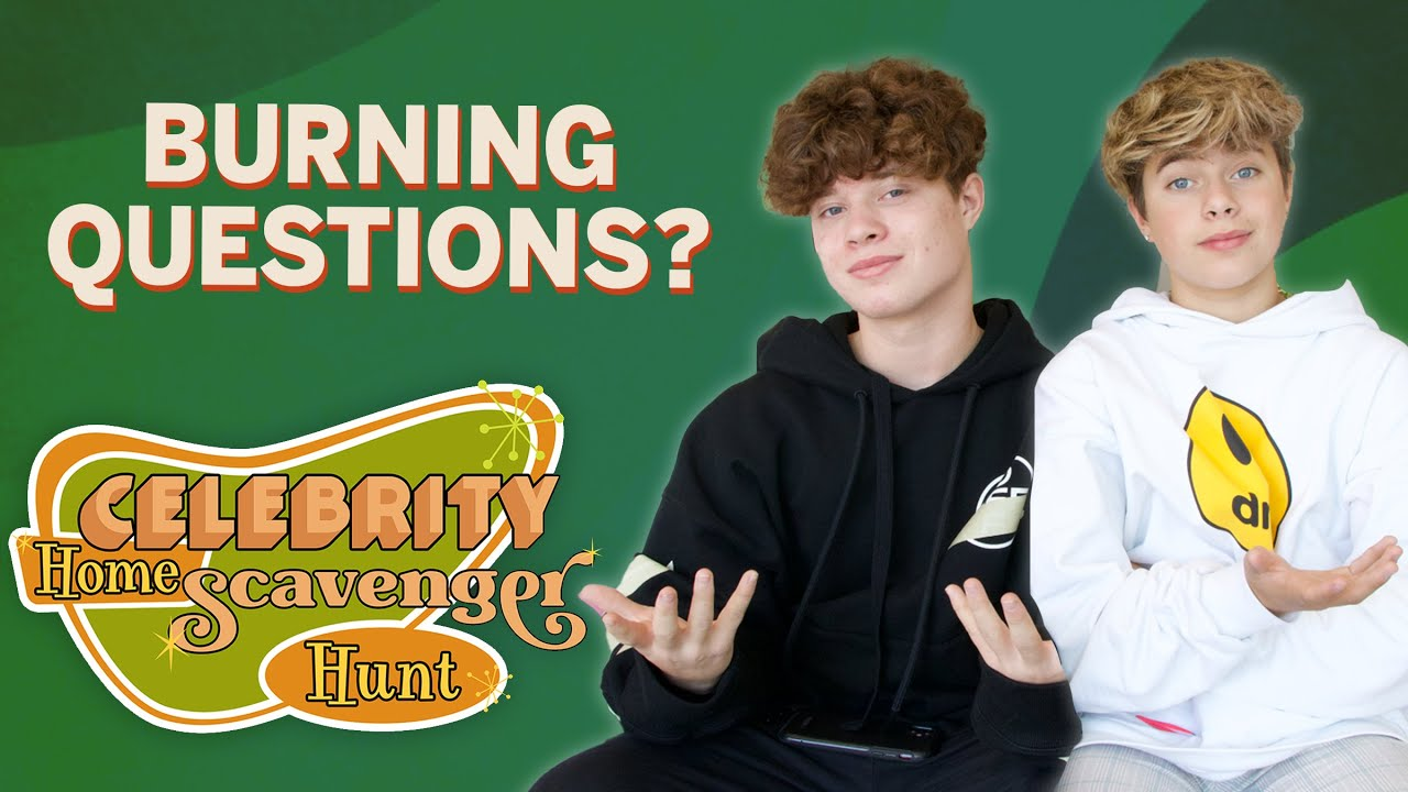 Gavin Magnus Answers Burning Questions & Has a Bad Hair Day?   CHSH   People