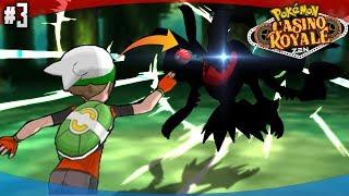 ¡El BOSQUE de las TINIEBLAS! - ♦️♠️ Pokémon Casino Royale ♣️♥️ #3