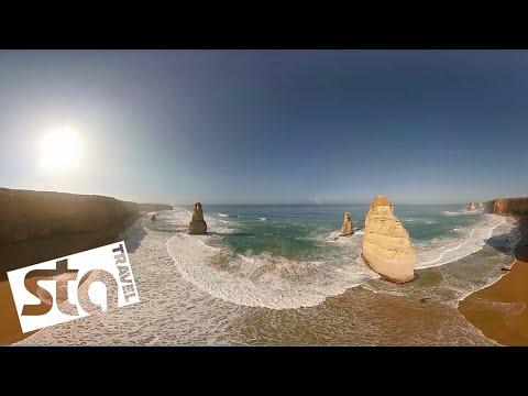 EXPLORE AUSTRALIA IN 360° | Great Ocean Road | STA Travel