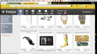 Using Keepa to Find Online Sourcing Deals