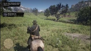 Red Dead Redemption 2 Chapter 2 Polite Society, Valentine Style.