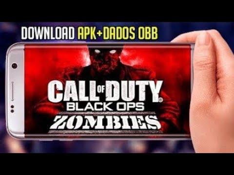como baixar Call of Dutty Zombies versão Mobile (para celular) de graça! e como baixar o Aptoide.