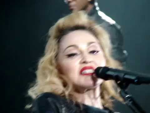 Madonna - Turn up the Radio (live) Cordoba (last show) MDNA Tour 22 Dec 2012 (by Ale Jump)