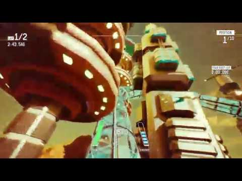 Redout - Mars SRRL Challenge |