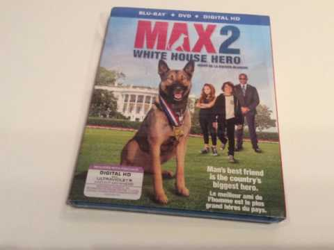 Critique Max 2: White House Hero (Max 2 : Héro de la maison-blanche) en Blu-ray