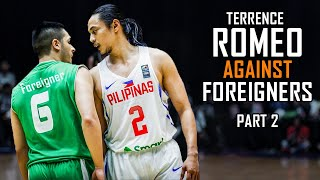 TERRENCE ROMEO Crossovers Against Foreigners - PART 2 [Highlights 2020]