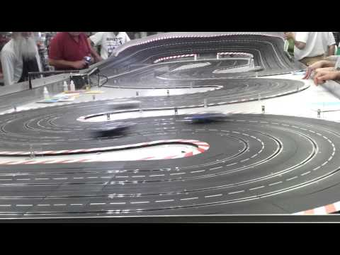 2012 Scalextric/Slot.it National Championship Race 11