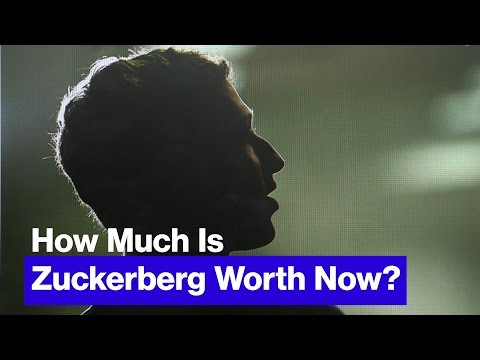 What's Zuckerberg Worth Without 99% of His Fortune?