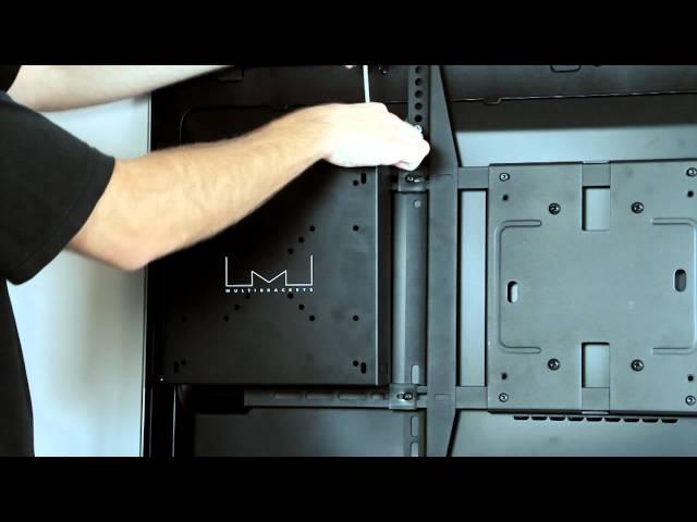 487f76887 Multibrackets stropný držiak TV Dual XL - Stropný držiak | Alza.sk