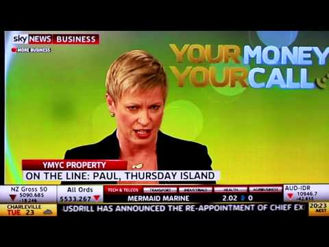 Robert Klaric - Sky News Business - Your Money, Your Call Property - Secrets of The Property Expert