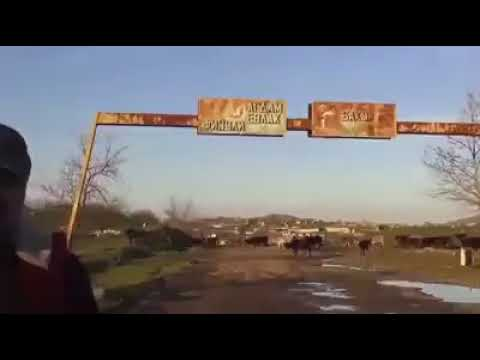 Армянин грозил дойти до Баку, а теперь плачет