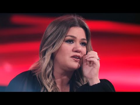 The Voice: Kelly Clarkson TEARS UP Over Contestant's Perform