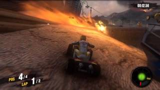 Motorstorm Apocolypse- PS Now- PC