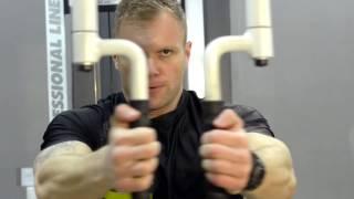 Тренировка ГРУДИ. Самая эффективная тренировка и упражнения.