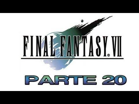 Final Fantasy VII - Parte 20 - El verdadero Cloud