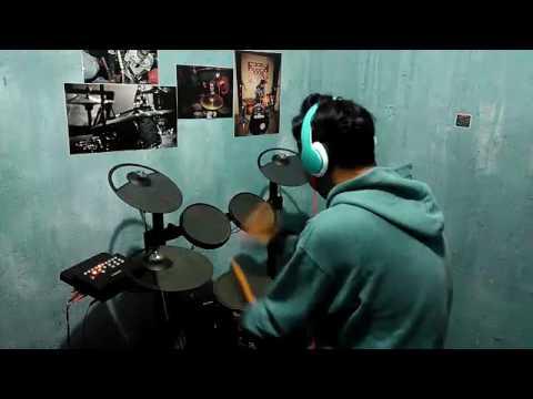 Drum Cover Sheilaon7 - Sahabat Sejati By Aguzrush