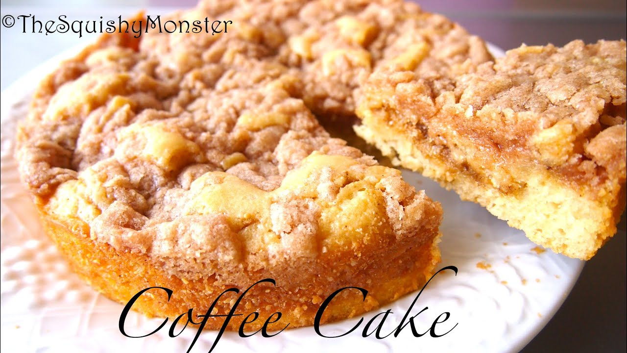 How To Make A Coffee Cake Moist
