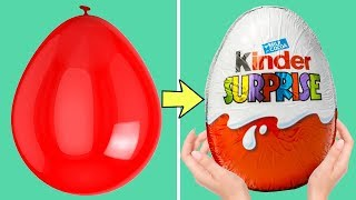18 CRAZY HACKS FOR KIDS