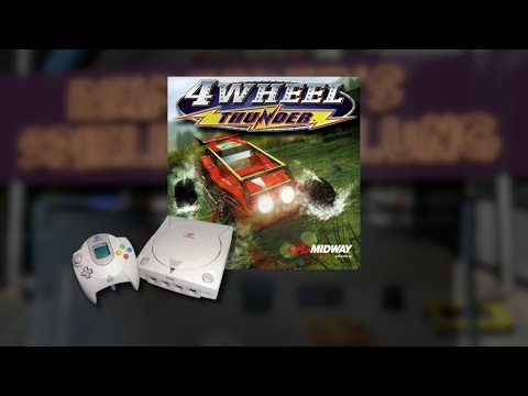 Gameplay : 4 Wheel Thunder [Dreamcast]