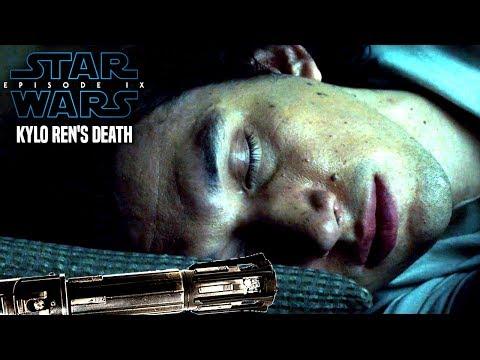 Star Wars! Kylo Ren's Death In Episode 9 - The Big Debate & More!