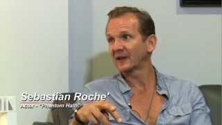 Sebastian Roche Talks Details From His New Film,