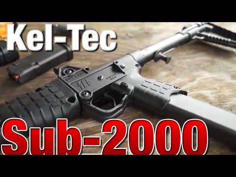 The Kel-Tec Sub-2000 uses GLOCK MAGS!!!