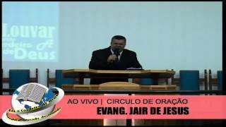 Evangelista Jair de Jesus canta Acalma o Meu Coração - Anderson Freire