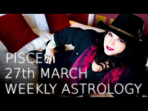 pisces weekly horoscope 28 march 2020 michele knight