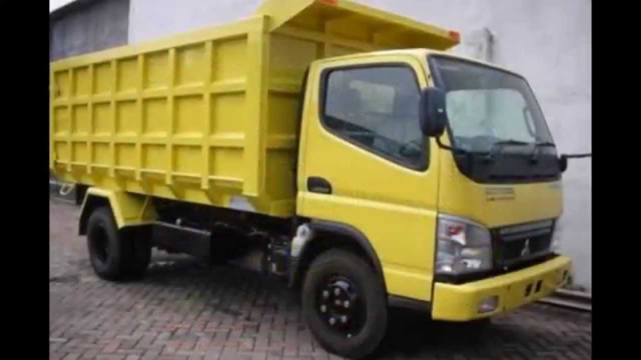 Dumptruck Mitsubishi Colt Diesel Canter Indonesia Youtube