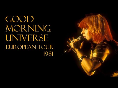 TOYAH LIVE Amsterdam Paradiso 11.12.1981 Elocution Lesson