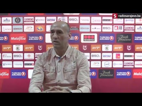Miodrag Ješić za Radiosarajevo.ba o aktuelnim temama u FK Sarajevo