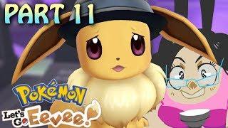 Lavender Town - Pokemon Lets Go Eevee! Part 11