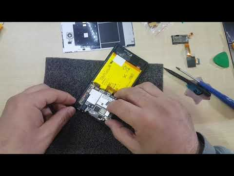 Sony Xperia M2 SIM Card Reader Slot Repair