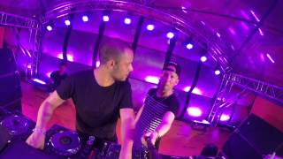 Wildstylez & MC Villain @ Electric Love Festival 2