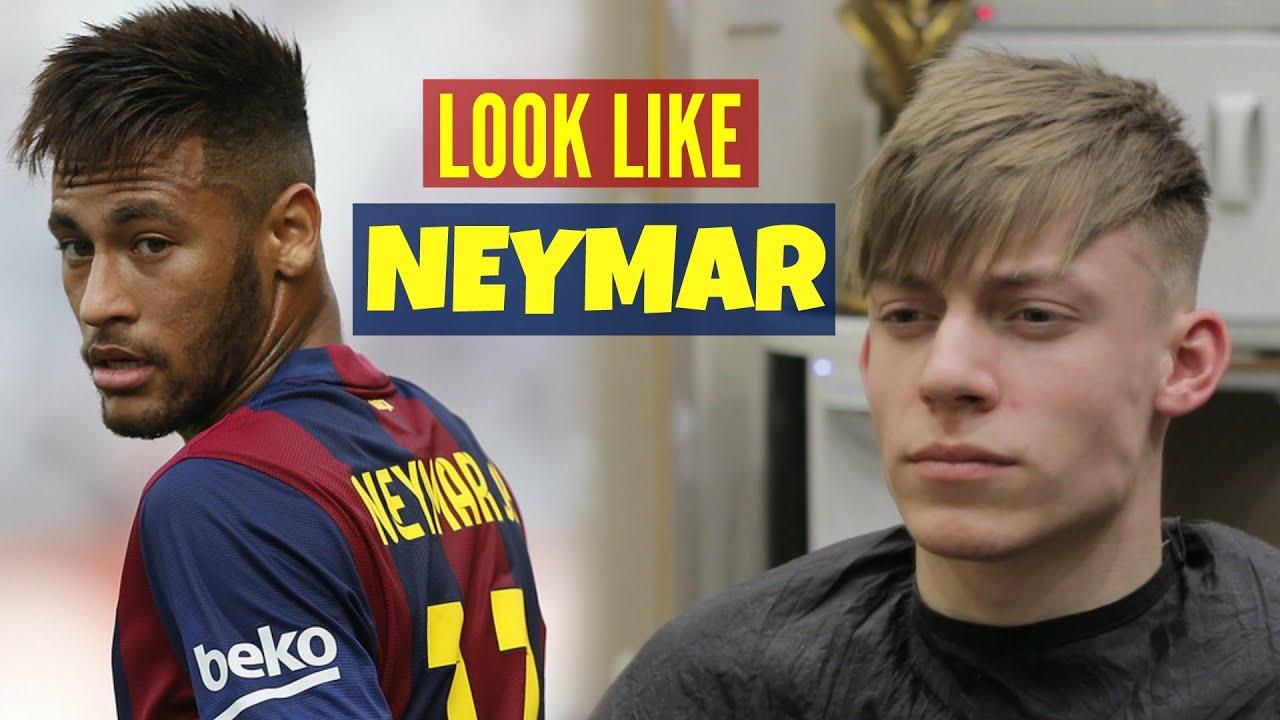 neymar 2018 hairstyle & haircut tutorial | best mens hair - youtube