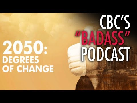 "Climate alarmists cheer CBC's �ss"" post-apocalyptic podcast"