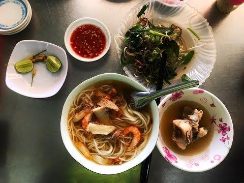 Bún nước lèo Sóc Trăng | Noodle soups Vietnam Street Food