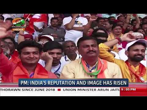 Newsnight @9 | PM Modi addresses rallies in UP and Uttarakhand | Top story