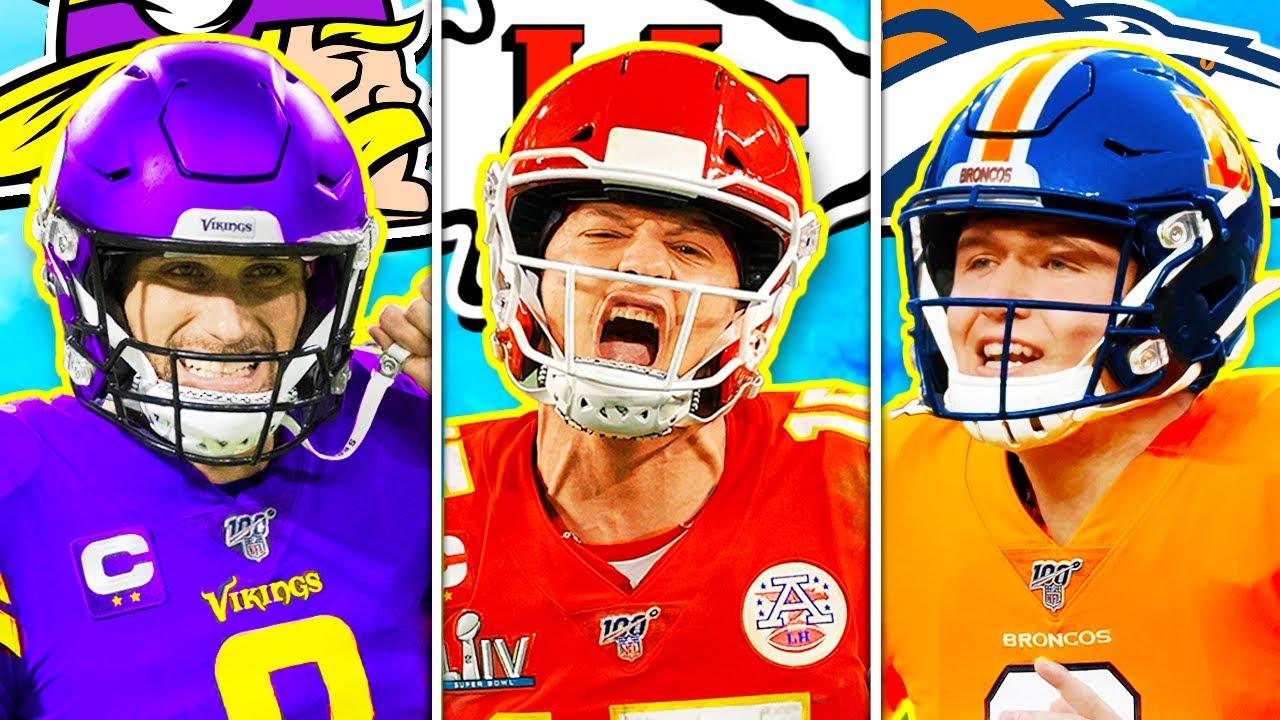 Each Team's 2020 NFL MVP Candidate