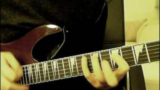 Yellowcard - The Takedown (solo + TAB)