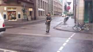Polizei Frankfurt Großeinsatz