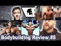 Nathan DeAsha Anklage, Furious Pete wieder Krebs, Clemens VS Wolf Fazit - Bodybuilding Review #8
