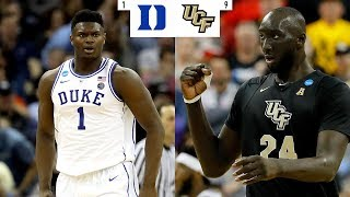 Preview: No. 1 Duke vs No. 9 UCF in second round of NCAA tournament